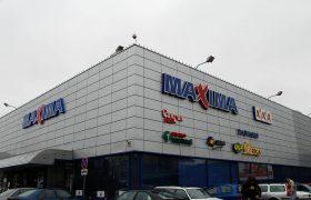 Žirmūnų-Maxima