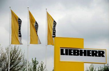 LIEBHERR-vėliavos