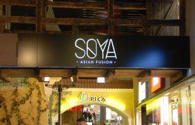 SOYA-reklama